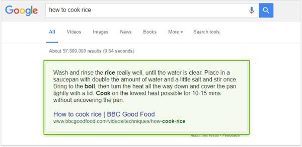 google-rich-answers