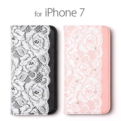 iPhone 7 Lace Diary