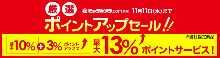 ビックカメラ割引キャンペーン・スペシャルクーポン【公式お買い得SALE】