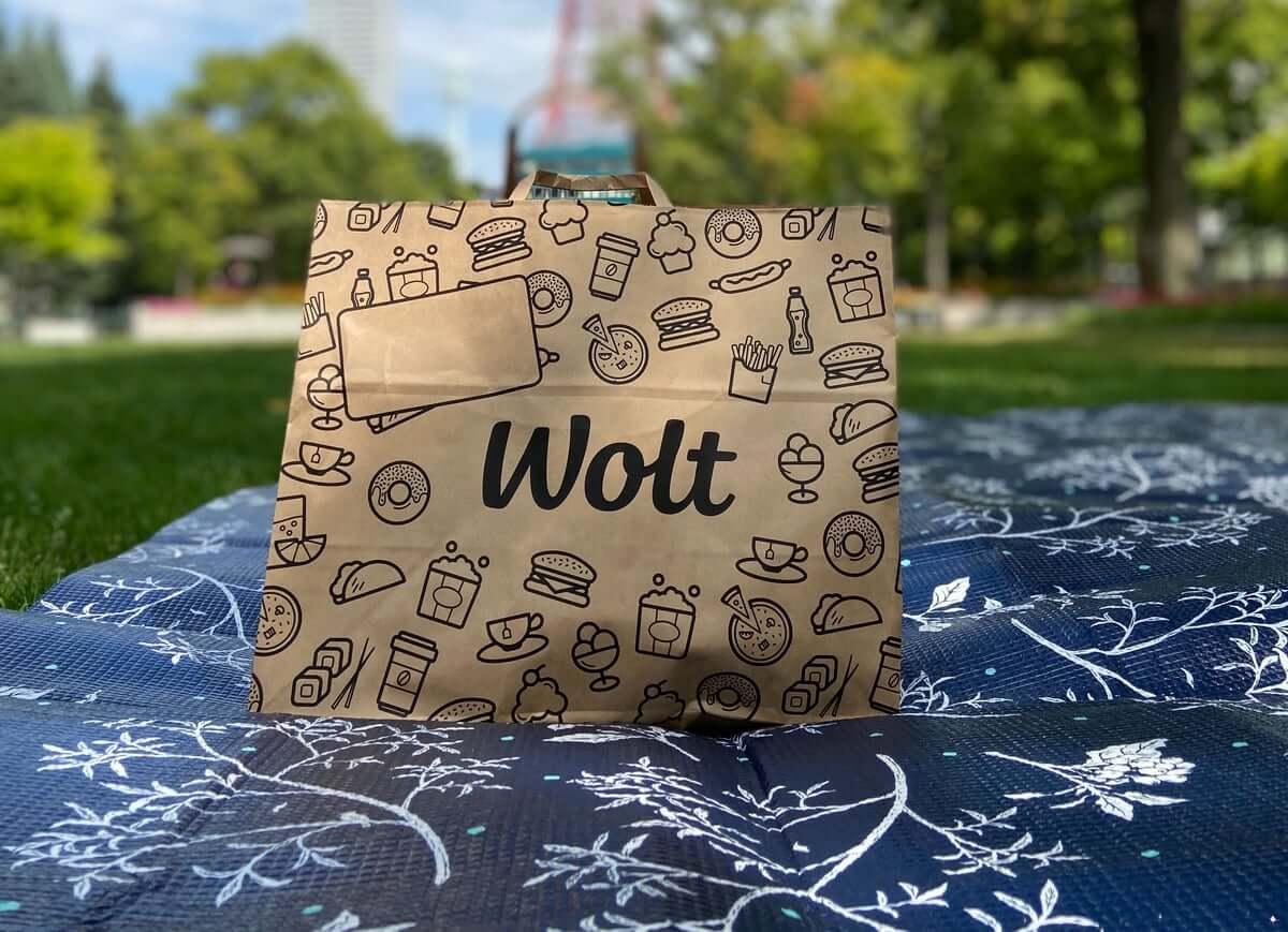 Wolt(ウォルト)キャンペーンSNS投稿で1000円クーポン