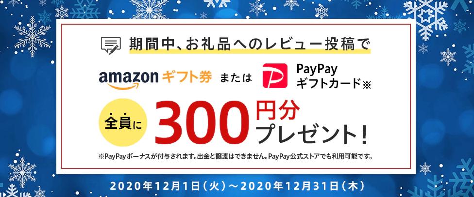 さとふるキャンペーン300円分ギフト券クーポンプレゼント
