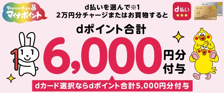 ahamo(アハモキャンペーン)