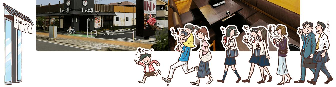 しゃぶ葉クーポン・キャンペーン【10%OFFクーポンが貰えるレシートアンケート】