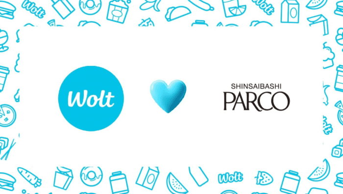 Wolt(ウォルト)クーポン・プロモコード・キャンペーン【全距離配達料無料&865円割引クーポン・心斎橋PARCOキャンペーン】
