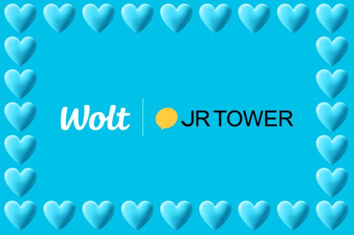 Wolt(ウォルト)クーポン・プロモコード・キャンペーン【平日限定配達料無料・JRタワー32店舗新登場キャンペーン】