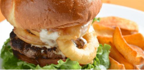 menu(メニュー)茨城のおすすめ店舗ハンバーガー