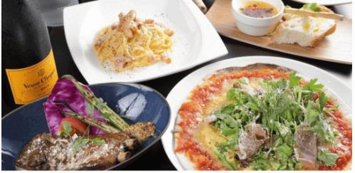 menu(メニュー)三重のおすすめ店舗・イタリアン