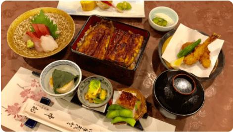 menu(メニュー)栃木県のおすすめ店舗・和食料理